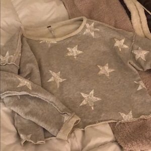 Free people star pullover S